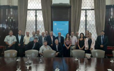 1° Asamblea 2020. Renovación de autoridades y reunión con Secretaría de Provincias